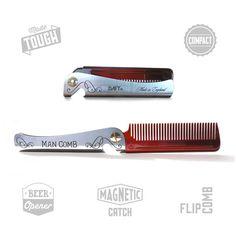 Man Comb