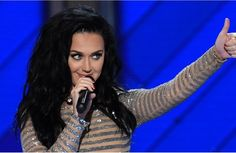 Watch Katy Perry perform 'Rise' and 'Roar' at the Democratic Convention