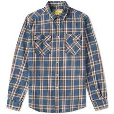Barbour Steve McQueen Thompson Shirt