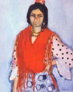 Kees Van Dongen Gitane 1910-1911