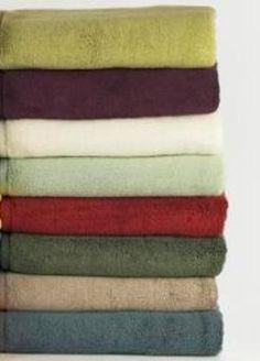 MicroCotton-Earthos Towels in Oat