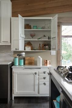 Reclaimed Cabinetry