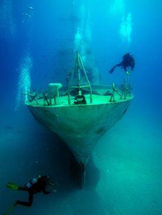 Patrol Boat, Malta Diving here was amazing! Patrol Boat, Malta Diving here was amazing! Malta Diving, Underwater Shipwreck, Malta Holiday, Malta History, Malta Beaches, Diving Springboard, Le Grand Bleu, Scuba Diving Equipment, Best Scuba Diving