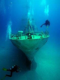 P29 Patrol Boat, Malta Diving here was amazing!