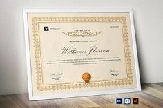 Use this Certificate Template in your business, company or institution in completion of any course, training, degree or Certificate Format, Printable Certificates, Certificate Design, Award Certificates, Certificate Templates, Certificate Of Appreciation, Certificate Of Achievement, Stationery Templates, Design Templates