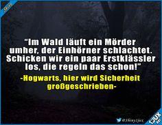 Da regelt man das eben so :P #Potterliebe #Witz #Witze #Humor #lachen #Spruch