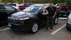 Congratulations again to Jose Malave! He was our Winter time Free Detail Giveaway Winner. Enjoy your squeaky clean Cherokee. P.S. Happy Birthday Too!!!!  #Falveysmotors  #Chrysler #Dodge #Jeep #Ram #Ramtrucks #Mopar #Norwichct #Newlondonct #Grotonct #Mysticct  #Norwich #Newlondon #Groton #Mystic #Colchesterct  #Colchester #Falveys #Carsdotcom #Autotrader #Fivestar #Ct #Connecticut
