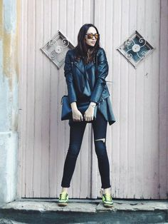My Wardrobe, Personal Style, Punk, Sunglasses, Jeans, Jackets, Fashion, Down Jackets, Moda