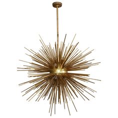 Circa 1970s Italian Chandelier | From a unique collection of antique and modern chandeliers and pendants  at http://www.1stdibs.com/furniture/lighting/chandeliers-pendant-lights/