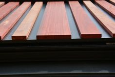 Detail Woodface ® gevelbekleding