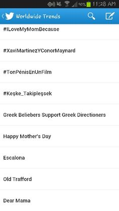 Greek Beliebers Support Greek Directioners awww :-) also Happy Mothers Day everyone!!
