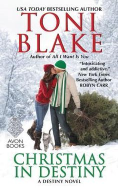 Spotlight & Giveaway: Christmas in Destiny by Toni Blake