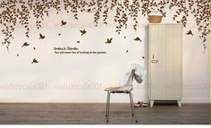 wall decal  Wall sticker room decor kids wall by walldecals001, $66.00