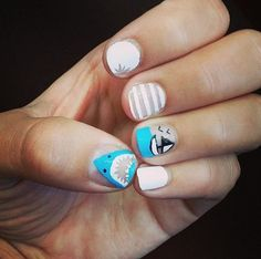 Summer nail art inspiration from Instagram