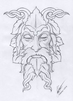 green man carvings - Google Search