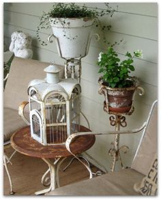 Gypsy Brocante: Porch of the Month ... August