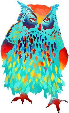 """Owl"" par Lea.I"