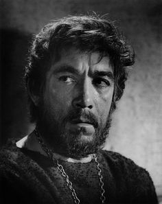 Anthony Quinn - Barabbas (1961)