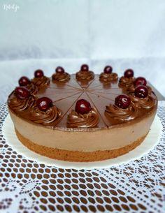 Cupcake Recipes, Baking Recipes, Cookie Recipes, Dessert Recipes, Torte Recepti, Kolaci I Torte, Jednostavne Torte, Cake Decorating For Beginners, Chocolate Torte