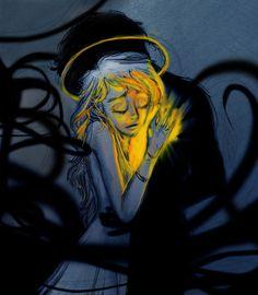 Sankta Alina and the Darkling part 2 by JuneTwelfth on DeviantArt