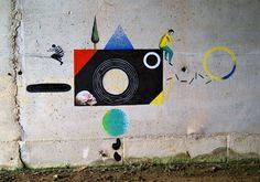 Xuan Alyfe Spanish Street Artist #streetart #graffiti #spain