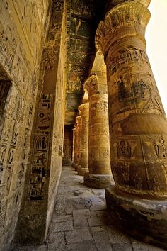 Valley of the Kings and Queens, Egypt
