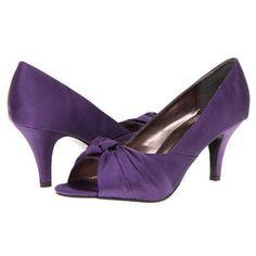 #Bouquets Dakota Womens Bridal Shoes - Purple Satin  #Collection 2013 for Women #2dayslook #Collection fashion #2013forWomen  www.2dayslook.com