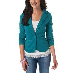 Women Short Blazer Jacket 2016 Spring Autumn Candy Color Long Sleeve Pockets Single Button Femme Slim Suit Coat Blazer Feminino