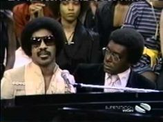 Stevie Wonder pays a heartfelt tribute to the late, great, Minnie Riperton on Soul Train in 1979.