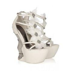 Originales Zapatos de Fiesta 2012