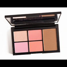 NARS Virtual Domination Cheek Palatte The palette contains a total of $160.00 of NARS Blush/Bronzer, so it is a great value. In terms of price, for the cost of just over two full-size blushes, you're getting five shades (sometimes a better way to think about value if you rarely finish products). This Limited-Edition Set contains 4 Blushes and a Bronzing Powder:  Laguna Bronzing Powder Miss Liberty Highlighting Blush Deep Throat Blush Sex Fantasy Blush- limited edition Final Cut Blush…