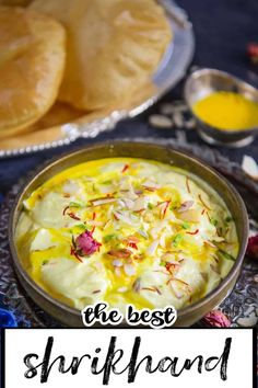 Cooking Bread, Cooking Recipes, Cooking Corn, Cooking Pasta, Vegetarian Recipes, Snack Recipes, Shrikhand Recipe, Indian Dessert Recipes, Indian Recipes