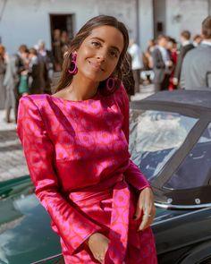 15 joyas perfectas para looks de invitada en primavera Elegant Outfit, Elegant Dresses, Ascot Dresses, Fashion Tips For Women, Womens Fashion, Dress Outfits, Fashion Dresses, Mode Inspiration, Mode Style