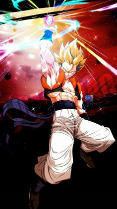 The lord himself the one and only Gogeta 1995 gogeta supersaiyan soulpunisher dragonballz dragonball fusion art fanart limandao goku vegeta dragonballart Dragon Ball Z, Dbz, Swag Pictures, Gogeta And Vegito, Dragon Images, Z Arts, Fan Art, Anime Comics, Character Design
