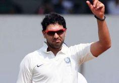 Yuvraj singh back in the Test team