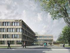 Ziegert | Roswag | Seiler Architekten Ingenieure, Berlin / Architekten - BauNetz Architekten Profil | BauNetz.de Neubau Flexim