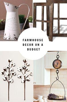 Inexpensive Farmhous