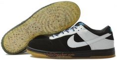 http://www.asneakers4u.com 314142 012 Nike Dunk Low Black White Purple K030912