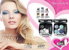 Amor por el estilo. Cuarteto de sombras True Color $69.99 c/u. AVON♥