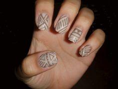 Noodle nails