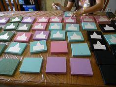 Go Ahead & Craft: Temple craft