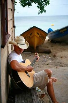 Hang out with Kenny Chesney in the Caribbean with my husband.