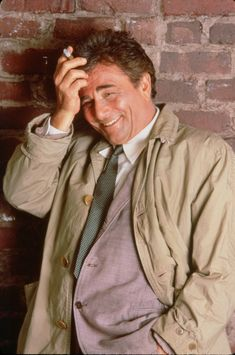Peter Falk as Lt. Colombo in Colombo. Classic Series, Classic Tv, Beverly Hills, Columbo Peter Falk, Cinema, Old Shows, About Time Movie, American Actors, Poster