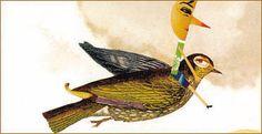 Joanna Carey delights in Sara Fanelli's Pinocchio | Books | The Guardian