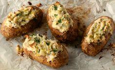 | Twice Baked Potatoes