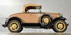 ◆1931 Ford Model A Deluxe Roadster◆