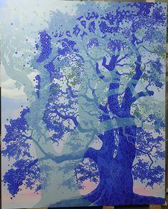 Oil on canvas  162×130cm