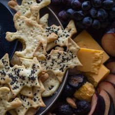 These easy homemade Rosemary Sea Salt Crackers are the perfect addition to your cheese plate, or just to have on hand for snacking. They are so simple to make, andContinue Reading