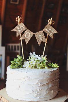 Personalized Name Cake Topper Cake Decor Custom Party Cake Topper