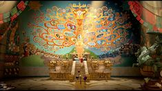 Shot from The Book of Life | Movie review on Cool Mom Picks